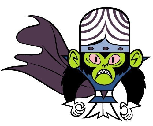 Comment s'appelle ce singe maléfique, qui était à l'origine l'assistant du professeur, jusqu'à ce que son cerveau se développe, suite à l'accident de 'l'agent chimique X' ?