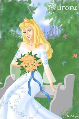 Qui est cette princesse qui a été ensorcelée et qui est tombée dans un sommeil profond à l'âge de16 ans ?