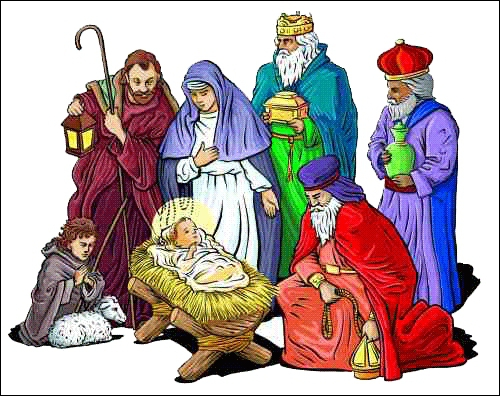 Quand célèbre-t-on la fête de l'Epiphanie (visite des mages à l'enfant Jésus) ?