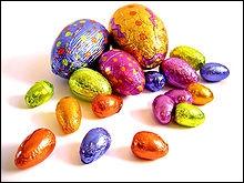 Quand célèbre-t-on la fête de Pâques (environ) ?