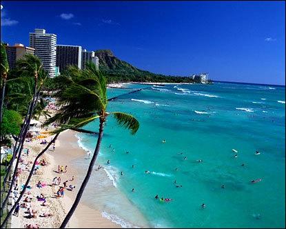 Dans quelle ¸ile hawaiienne se déroule la série ?