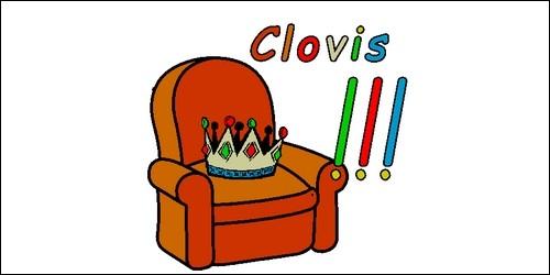 Le prénom Clovis provient d'un autre prénom. Lequel est-ce ?
