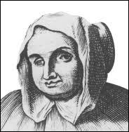 De son vrai nom Catherine Deshayes, sorcière et empoisonneuse, elle fut impliquée dans 'l'affaire des Poisons'. Elle mourra sur le bûcher en 1680.