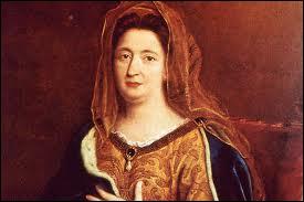 Elle fut la femme du poète Scarron, puis la gouvernante des enfants illégitimes de Louis XIV. Elle fit avec celui-ci un mariage morganatique.