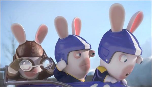 Trio final : mais au fond, qu'est-ce qu'un lapin crétin ?