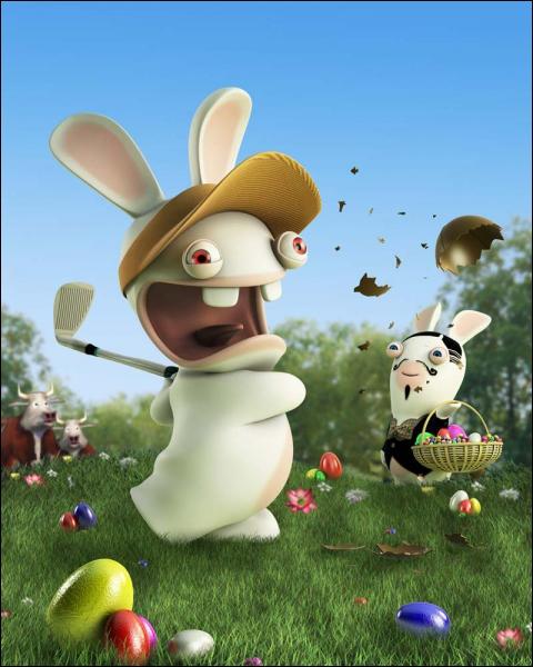 Psychologie : un lapin crétin a-t-il déjà été vu en train de pleurer ?