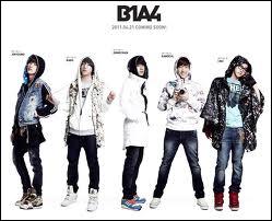 Comment s'appelle le fanclub des B1A4 ?