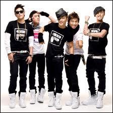 Comment s'appelle le fanclub des Bigbang ?