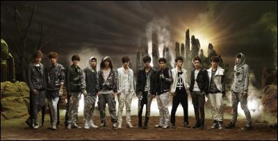 Comment s'appelle le fanclub des EXO-K et EXO-M (EXOPLANET) ?