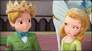 Les prinsesses aussi aime les dotacions du roi.
