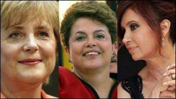 Politique : quels sont les pays qui ne sont pas dirigés par une femme ? (2011)