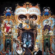 Musique : à quel album de Michael Jackson la pochette représentée appartient-elle ?