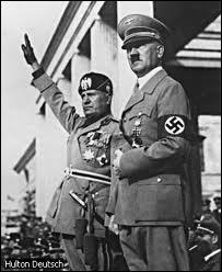 Sous quel nom est connu l'accord militaire entre Mussolini et Hitler en 1939 ?