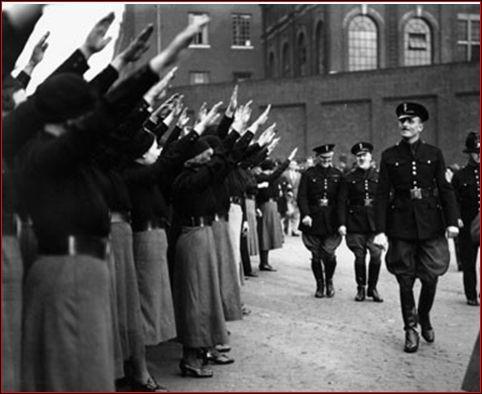 Sous quel nom a-t-on désigné la milice de son parti ?