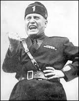 Quel évènement est à l'origine de la nomination de Mussolini au poste de président du Conseil italien en 1922 ?