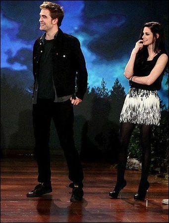 Et quel prix a-t-elle reçu en même temps que Robert Pattinson ?