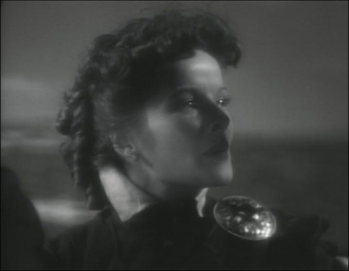 Qui était incarnée par Katharine Hepburn dans un film de John Ford ?