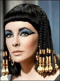 Quelle actrice jouait Cléopâtre dans un film de Joseph L. Mankiewicz ?