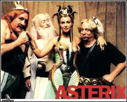 Qui incarnait Cléopâtre dans un film de Alain Chabat ?