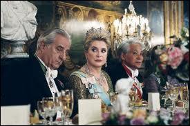 Quelle reine incarnait Catherine Deneuve dans un film de Valérie Lemercier ?
