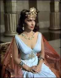 Qui incarnait La reine de Saba dans un film de King Vidor ?