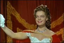 Quelle impératrice incarnait Romy Schneider dans un film de Ernst Marischka ?