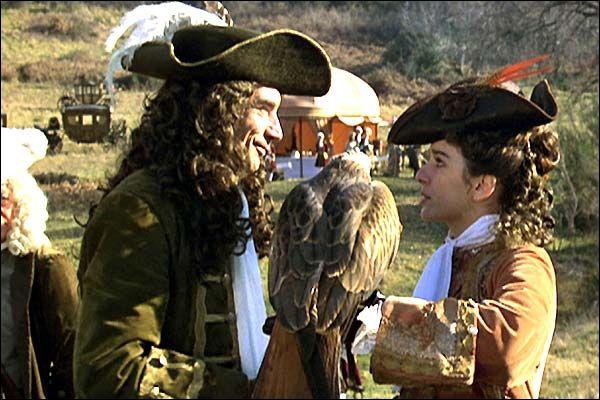 Dans ce film de 1990 avec Timothy Dalton il est question ... .
