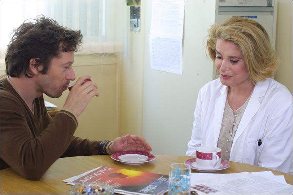 Dans ce film de 2003 avec Emmanuelle Devos et Mathieu Amalric il est question ... .