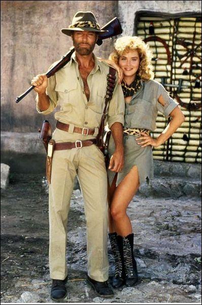 Dans ce film de 1985 avec Sharon Stone il est question ... .