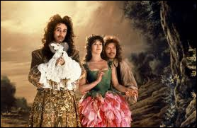 Dans quel film de Vera de Belmont Thierry Lhermite incarne-t-il Louis XIV ?