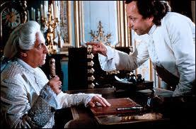 Quel acteur incarnait Louis XV dans Beamarchais l'insolent ?