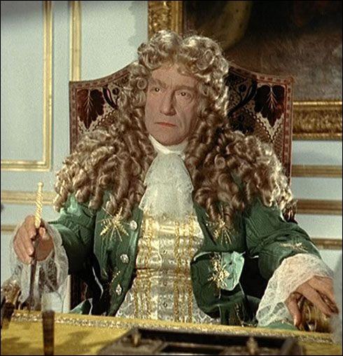 Lequel de ces acteurs incarnait Louis XIV dans 'si Versailles m'était conté' de Sacha Guitry ?