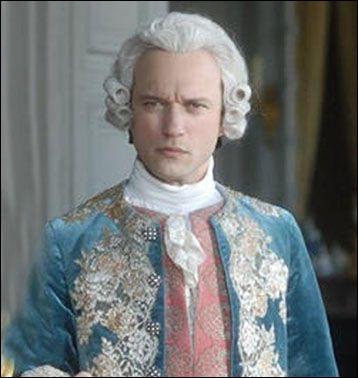 Quel roi était incarné par Vincent Perez en 2006 dans 'La Pompadour' de Robert Davis ?