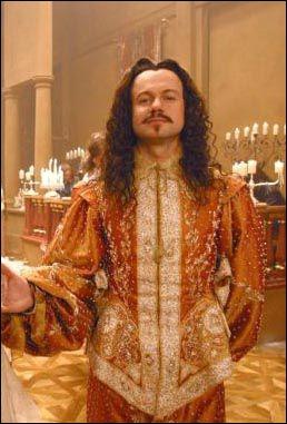 Dans quel film de Pierre Aknine, sorti en 2005, Christian Ulloa incarne-t-il Louis XIII ?