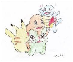 Pikachu est le Pokémon numéro :