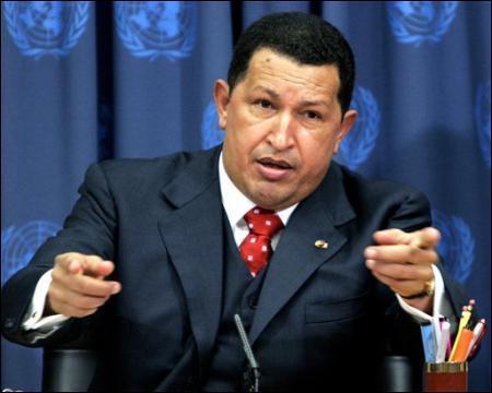 Hugo Chavez est le président ...