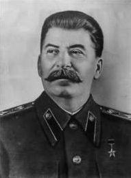 L'URSS sous Staline