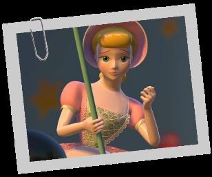 Quel est le métier de ce jouet de 'Toy Story' ?