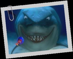 Quel est le nom de ce requin qui apparaît dans 'Le monde de Némo' ?