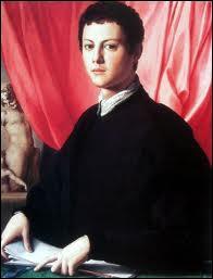 Peintre maniériste italien (1503-1572), fils adoptif et apprenti de Pontormo, il a peint ce 'Portrait de jeune homme'.