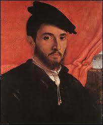 Né à Venise, (1480-1556) où il fut l'élève de Giovanni Bellini, c'est à Bergame qu'il réalisa ses chefs-d'oeuvre. Il a peint ce 'Portrait de jeune homme'.