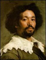 Peintre du Siècle d'or espagnol célèbre pour ses portraits de la cour du roi Philippe IV, il a peint ce 'Portrait of Juan de Pareja'. (1599-1660)