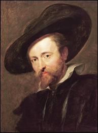 Célèbre peintre baroque flamand (1577-1640), auteur de scènes historiques, mythologiques et religieuses il a aussi réalisé de nombreux portraits. Voici un 'Autoportrait'.