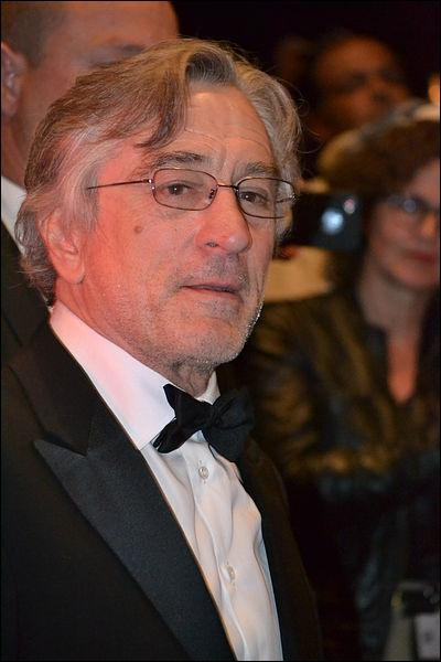 Il a reçu l'Oscar du meilleur acteur grâce à 'Raging Bull' de Martin Scorsese.