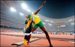 Qui est le recordman du monde du 100m en 9. 58 ? ( Mise à jour des records du monde au 1er janvier 2015 )