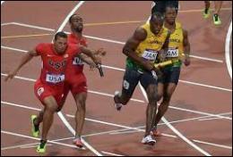 Quelle équipe nationale détient le record du monde du 4X100m en 36. 84 ?