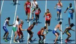 Quelle équipe nationale détient le record du monde du 4X400m en 2 : 54. 29 ?