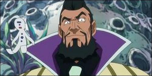 Quel membre de Fairy Tail fait travaille pour agent double auprès de Iwan Draer ?