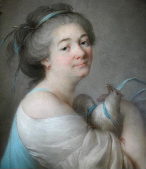 Actrice et cantatrice française, elle révéla son talent dès l'âge de 12 ans en chantant dans un couvent. Reine de l'opéra, créatrice du rôle d'Iphigénie, elle tint un salon très couru.