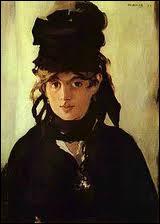 Peintre impressionniste célèbre, elle étudia la peinture avec Corot, fut amie avec Mallarmé et Renoir, et épousa Eugène, le frère d'Edouard Manet.
